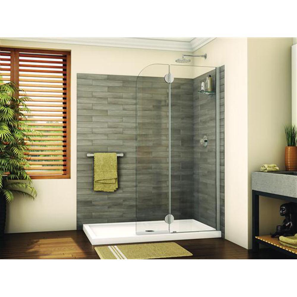 Fleurco bathroom showers s a supply great barrington for 1750 high shower door