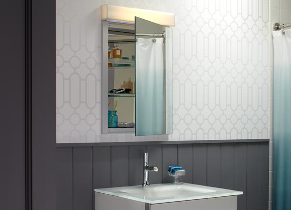 Robern Recessed Medicine Cabinets Image And Shower Mandra